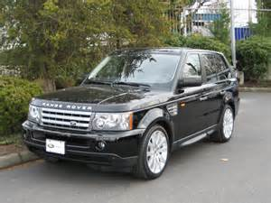 2007 land rover range rover sport information and photos
