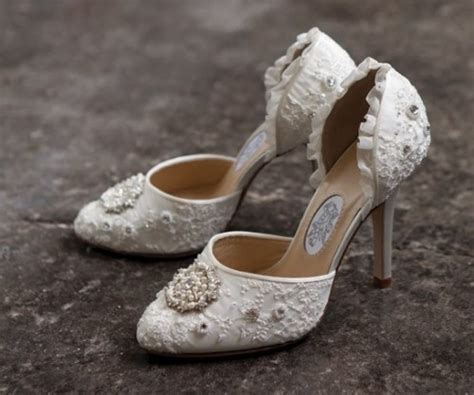 Vintage Schuhe Hochzeit by 45 Gorgeous Vintage Wedding Shoes Weddingomania