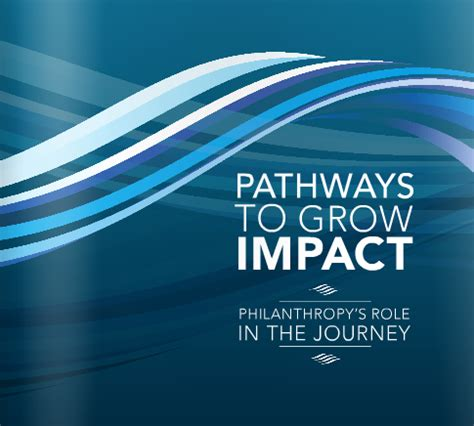 'pathways to grow impact' report released | socap