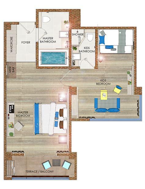 grand hotel room layout bali suite junior suite at grand mirage resort