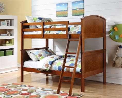 Cer Bunk Bed Ladder Bunk Beds With Ladder Lustwithalaugh Design Solid Wood Bunk Beds In Simple Concept