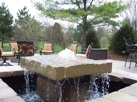 Outdoor Water Fountain Landscaping Backyard Design Ideas Fountains For Backyards