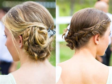 Backyard Wedding Hairstyles Outdoor Wedding Wedding Inspiration