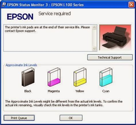 reset ulang printer epson l100 rae printer epson l100 the printer s ink pads are at the