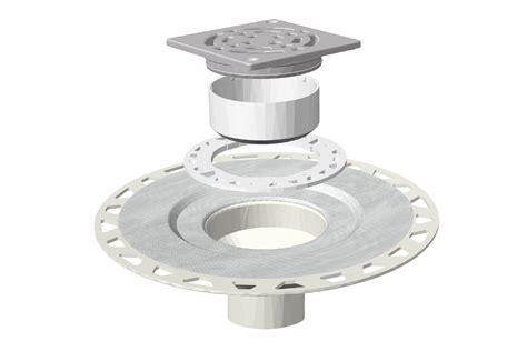 Adapter Replacement For Dune Hd schluter 174 kerdi drain drains shower system schluter