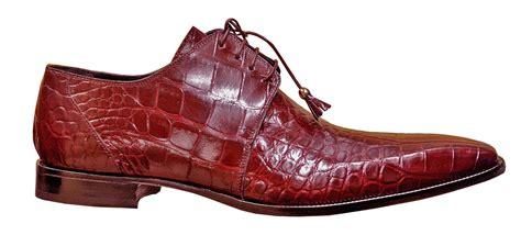 Ester Set Premium Quality By Mauri mauri 53156 burgundy genuine all alligator belly skin