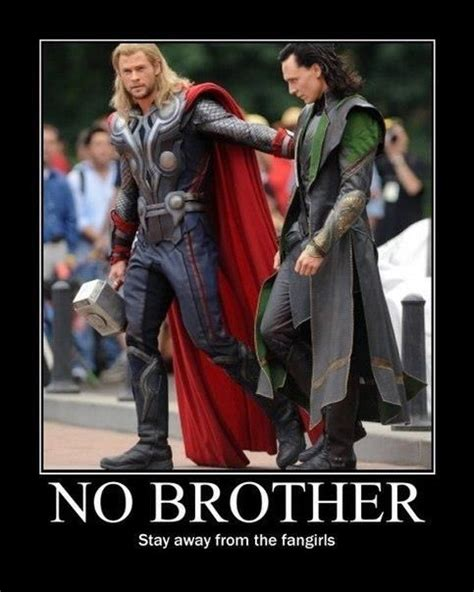 Little Brother Meme - little brother memes no brother loki and thor by