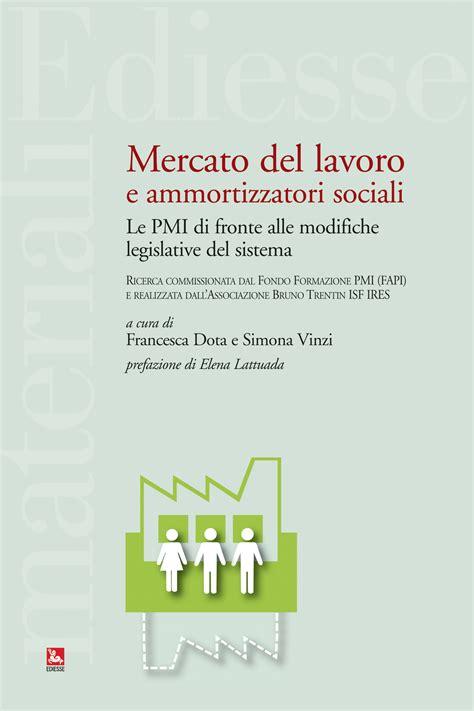 transfert si鑒e social mercato lavoro e ammortizzatori sociali catalogo