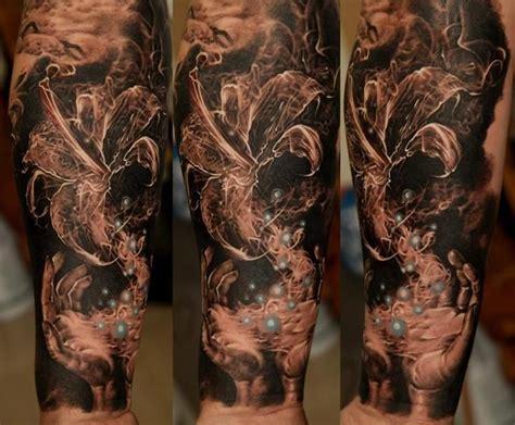 tattoo concept creator full sleeve tattoos black and grey dmitriy samohin full