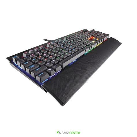 Keyboard Corsair K70 Rapidfire Mechanical Cherry Mx Speed Backli سبزسنتر gt gt بررسی قیمت خرید corsair k70 rgb rapidfire gaming keyboard
