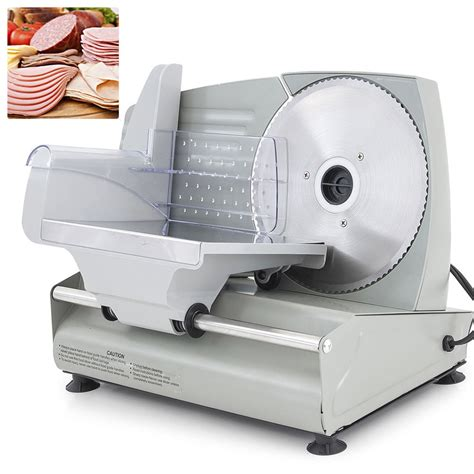 electric slicer 7 5 quot blade home deli food slicer