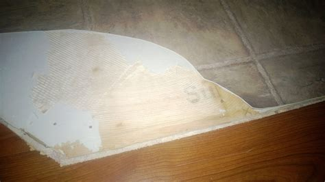 removal   How do I remove vinyl underlayment?   Home