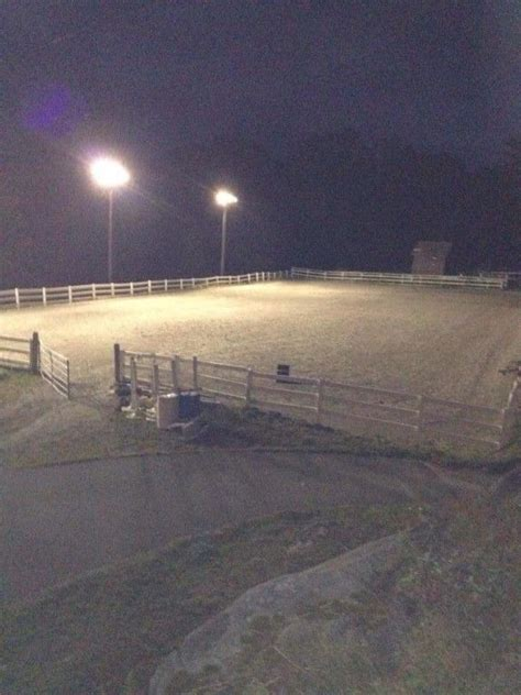 Usual Dream Farm Horse Boarding Farms In West Milford Outdoor Arena Lights