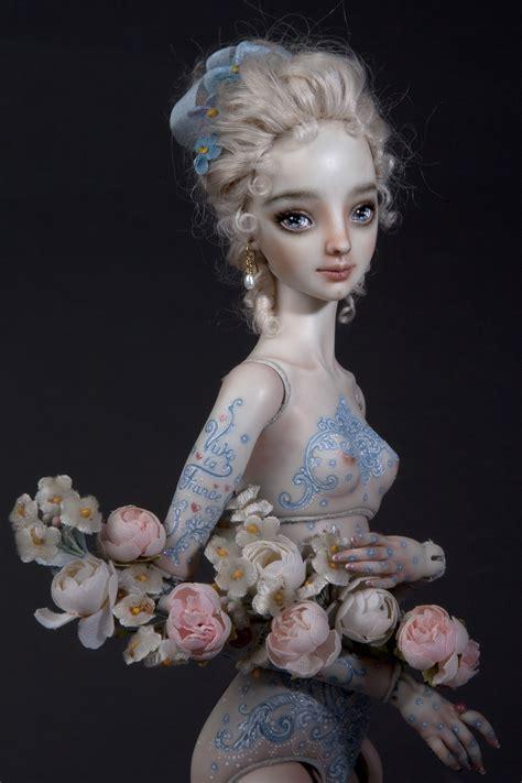the porcelain doll madamep enchanted doll