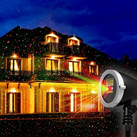 1byone aluminum alloy outdoor laser light projector 1byone outdoor laser light projector with