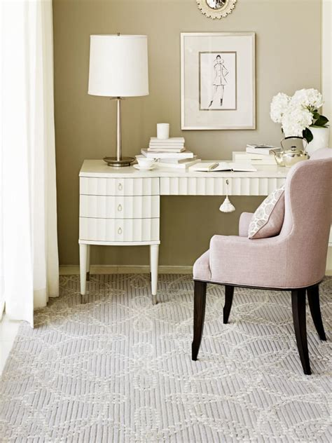 Rug In Office by Choosing The Best Area Rug For Your Space Hgtv
