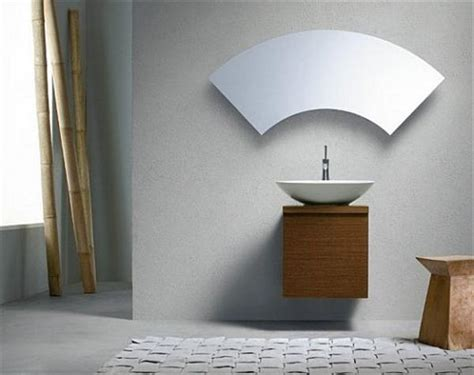 unusual bathroom mirrors beautiful and unique bathroom mirrors decozilla
