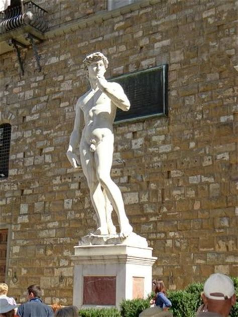 statue of david michelangelo at the age of 13 became an apprentice to
