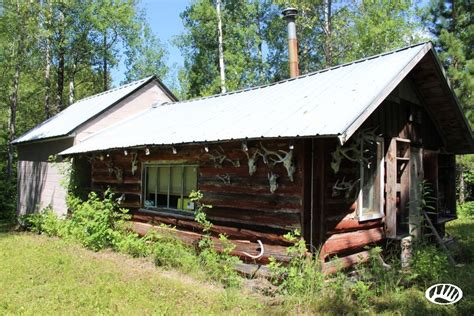 Northern Cabins by Property With Remote Log Cabin In Northern Mn