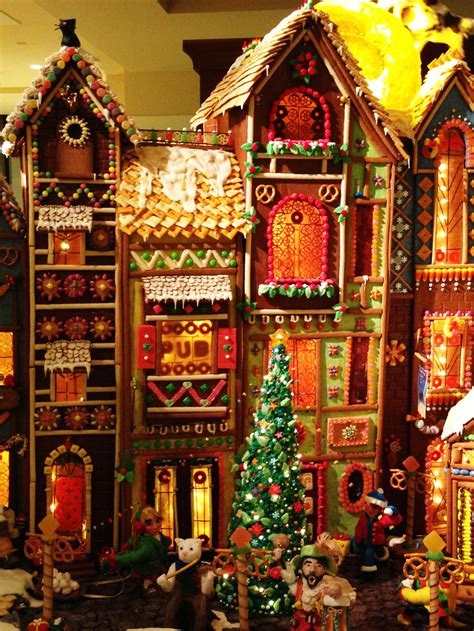 seattle gingerbread houses seattle home building in miniature 21st annual gingerbread village