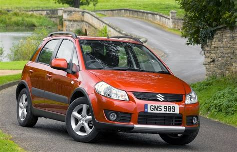 Suzuki Sx4 4x4 Suzuki Sx4 1 9 Ddis 4x4 Glx Outdoorline 1 Photo And 49