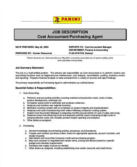 purchasing descriptions 10 purchasing description templates in pdf