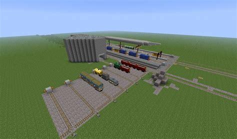 minecraft boat train minecraft trains mod map
