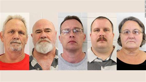 Murder Cold arrest 5 in 1983 cold slaying cnn