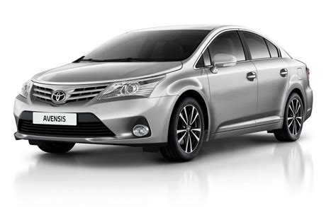Toyota Avensis 2 0 D 4d 143 Sol Toyota Avensis New Cars
