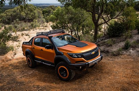 truck shows in colorado chevy colorado xtreme is more truck than you can handle