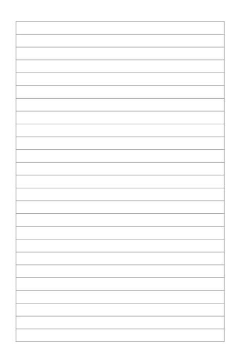Word Vorlage Liniertes Blatt liniertes papier vorlage pdf format muster vorlage ch