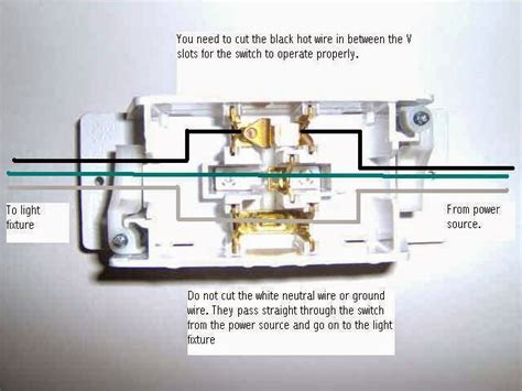 wiring diagram for snap switch wiring get free image