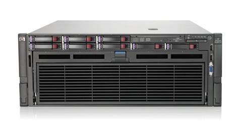 hp rack mounted server hp proliant dl585 generation 7 g7 business systems