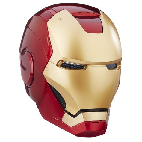 helm design and planning marvel legends iron man electronic helmet