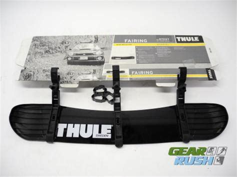 Thule Roof Rack Wind Deflector by Thule No 870xt 32 Quot Fairing Shield Wind Deflector Roof
