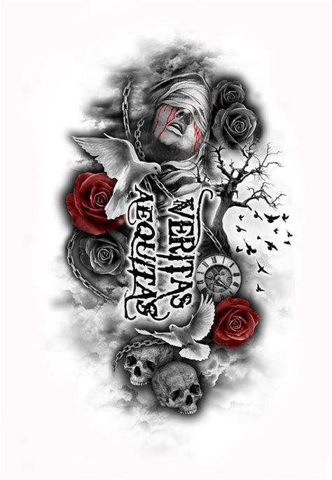 custom tattoo designs for men designs