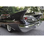 Kelly Harwoods 1961 Imperial Convertible