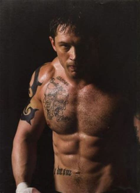 Tom Hardy?s warrior MMA muscle workout and diet plan