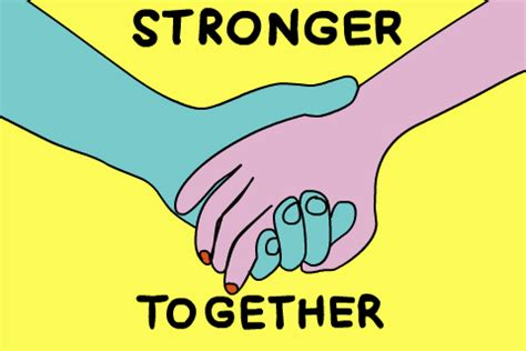 stay strong stronger together gif by giphy studios