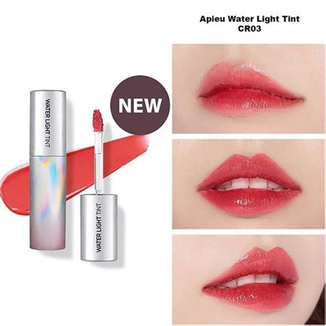 Apieu The Tint apieu water light tint kbeauty malaysia