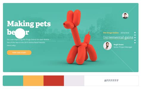 color in vibrant colors in web design 20 visually impactful