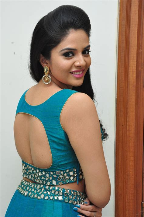 srimukhi hot srimukhi photos from gentleman audio launch stunning actress