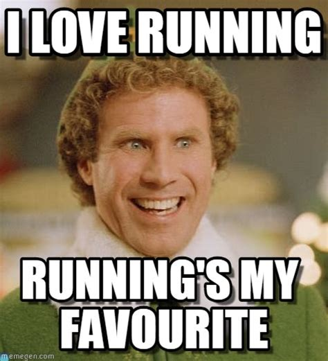 Running Meme - thinking outloud about my november goals fitness cheerleader