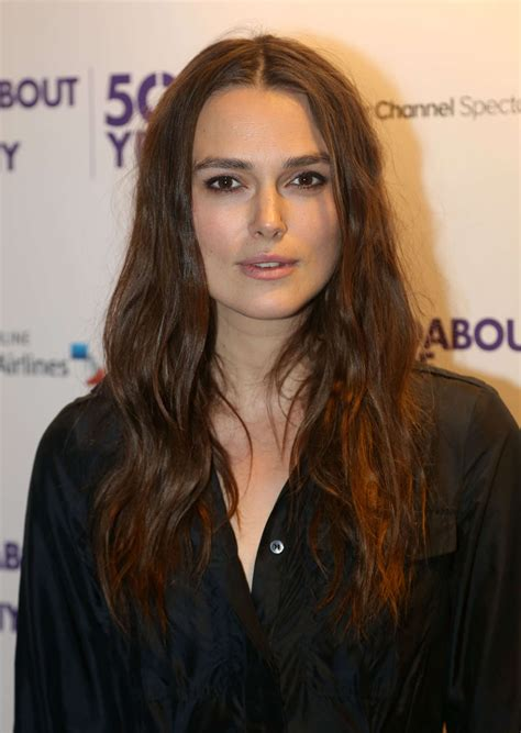 50 Photos Of Keira Knightley by Keira Knightley Roundabout 50th Anniversary 12 Gotceleb