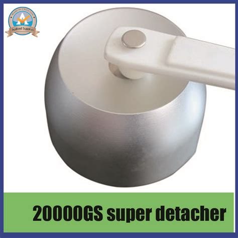20000gs magnet security tag detacher universal