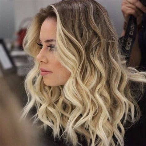 can hair be slightly curly or wavy how to get the most curl out of your waves curlyhair com