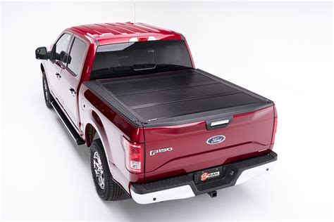 Folding Truck Bed Covers Bak Industries 72327 Bakflip F1 Folding Truck Bed Cover Fits 15 16 F 150 Ebay