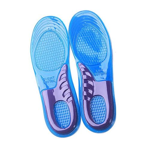 running shoe insert gel orthotic running shoe insoles insert pad arch