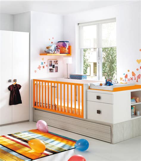 Baby Nursery Decorating Ideas For A Small Room New Baby Nursery And Room Furniture From Kibuc Kidsomania