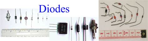 diodes name identifying electronic components uchobby